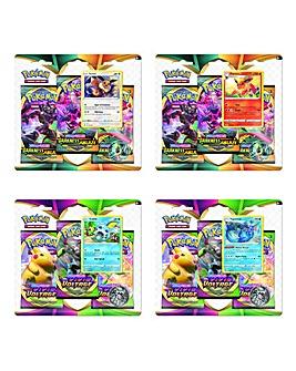 Pokemon TCG Triple Booster Pack