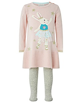 Monsoon Baby Anabelle Bunny Set
