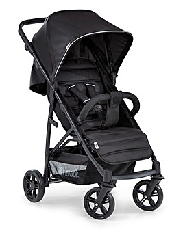 Hauck Rapid 4 Pushchair - Caviar/Black