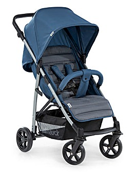 Hauck Rapid 4 Pushchair - Denim Grey