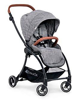 Hauck Eagle 4S Stroller - Melange Grey