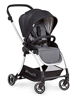 Hauck Eagle 4S Stroller - Black/Grey
