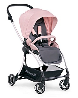 Hauck Eagle 4S Stroller - Pink/Grey