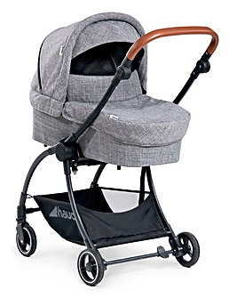 Hauck Eagle 4S Carry Cot - Melange Grey