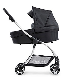 Hauck Eagle 4S Carry Cot - Black/Grey