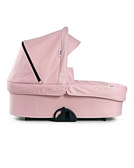 Hauck Eagle 4S Carry Cot - Pink/Grey