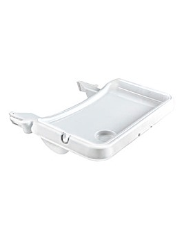 Hauck Alpha Highchair Tray - White
