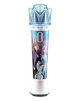 Disney Frozen 2 Sing Along Microphone
