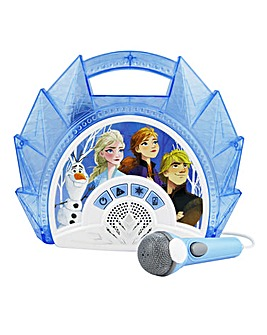Disney Frozen 2 Sing-Along Boombox with Mic