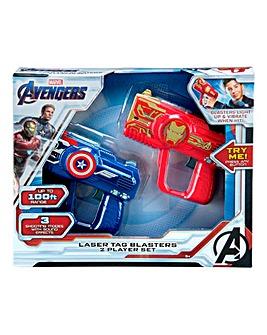Marvel Avengers Endgame Laser Tag Blasters