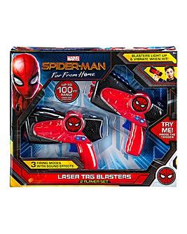 Marvel Spider-Man Laser Tag Blasters