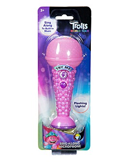 Trolls World Tour Sing-Along Microphone