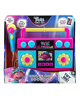 Trolls World Tour Sing-Along Boombox