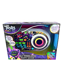 Trolls World Tour DJ Trollex Party Mixer