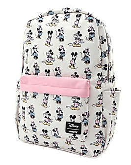 Loungefly Pastel Minnie & Mickey Bag