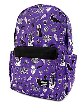 Loungefly Disney Villain Icons Backpack