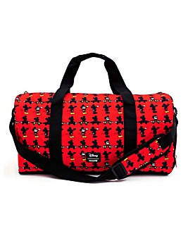 Loungefly Mickey Mouse Parts Duffle Bag