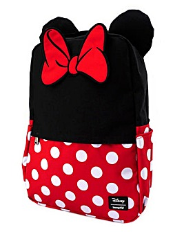 Loungefly Minnie Mouse Cosplay Backpack