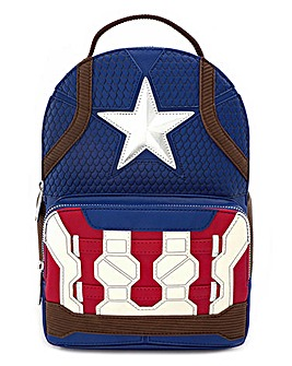 Loungefly Captain America Hero Backpack