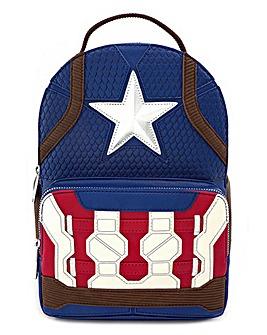 Loungefly Marvel Captain America Endgame Hero Mini Backpack