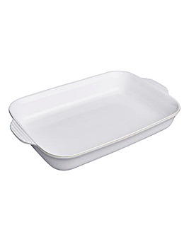 Denby Natural Canvas Rectangular Dish