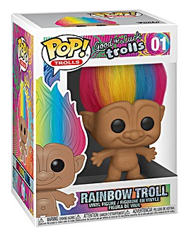 POP: Trolls - Rainbow Troll