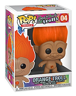 POP: Trolls - Orange Troll