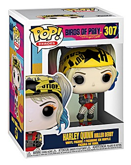 POP Heroes: Birds of Prey- Harley Quinn