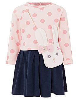 Monsoon Baby Bailey Bunny Dress