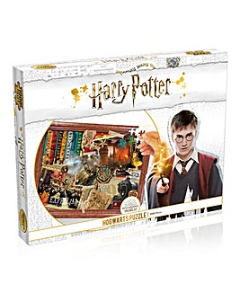 Harry Potter Collectors Hogwarts 1000pc