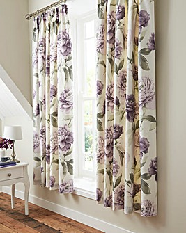 Vivian Pencil Pleat Curtains