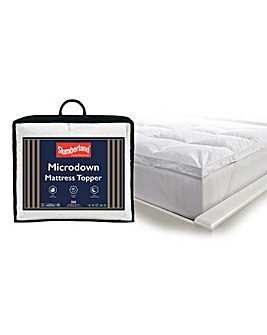 Slumberland Luxury Microdown Topper