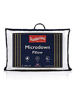 Slumberland Luxury Microdown Pillow
