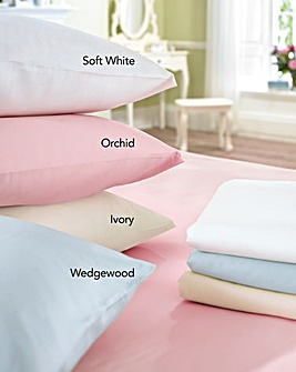 300 TC Perfect Finish Duvet Cover Set