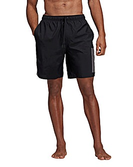 adidas 3 Stripe Swimshort