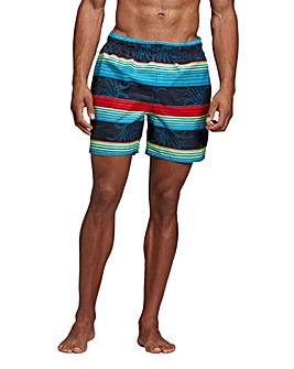 adidas Stripe Swimshort