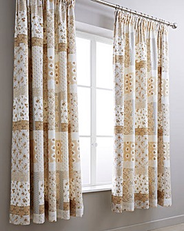 Nora Pencil Pleat Curtains