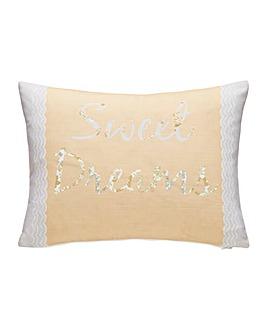 Nora Heart Boudoir Cushion
