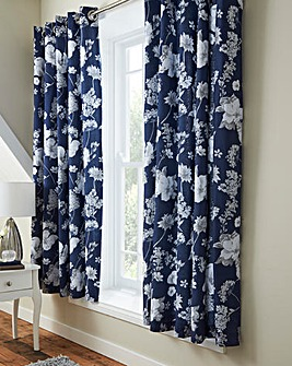 Louisa Cotton Eyelet Curtains