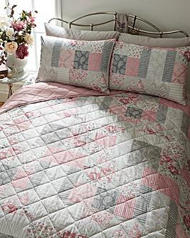 Ethel Pink Bedspread
