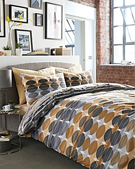 Carlos Duvet Cover Set