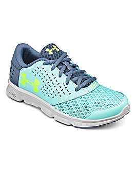 Under Armour Rave Run Junior Trainers
