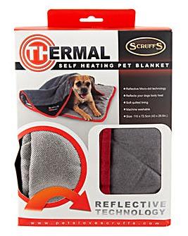 Scruffs Thermal Self Heating Blanket