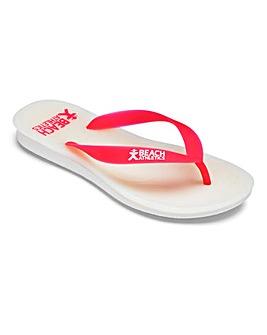 Beach Athletic Flip Flops D Fit