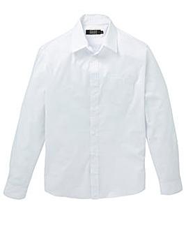 W& London White Stretch Shirt R