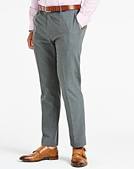 W&B London Plain Front Slim Fit Trousers