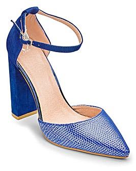 AX Paris Court Shoes Standard D Fit