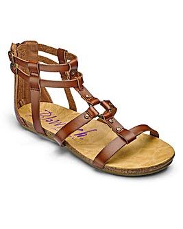 Blowfish Gladiator Sandals Standard D Fit