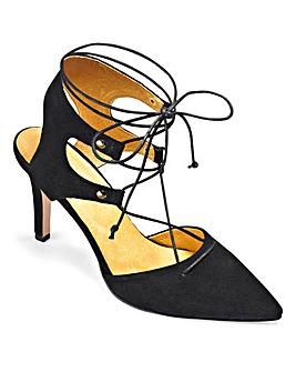 Sole Diva Lace-Up Sandals E Fit