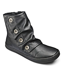 Blowfish Ankle Boots Wide E Fit